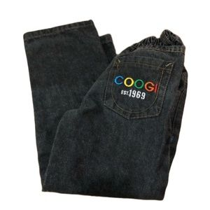 COOGI Jeans Adjustable Stretch Waist Band Size 4T